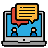 website chat support