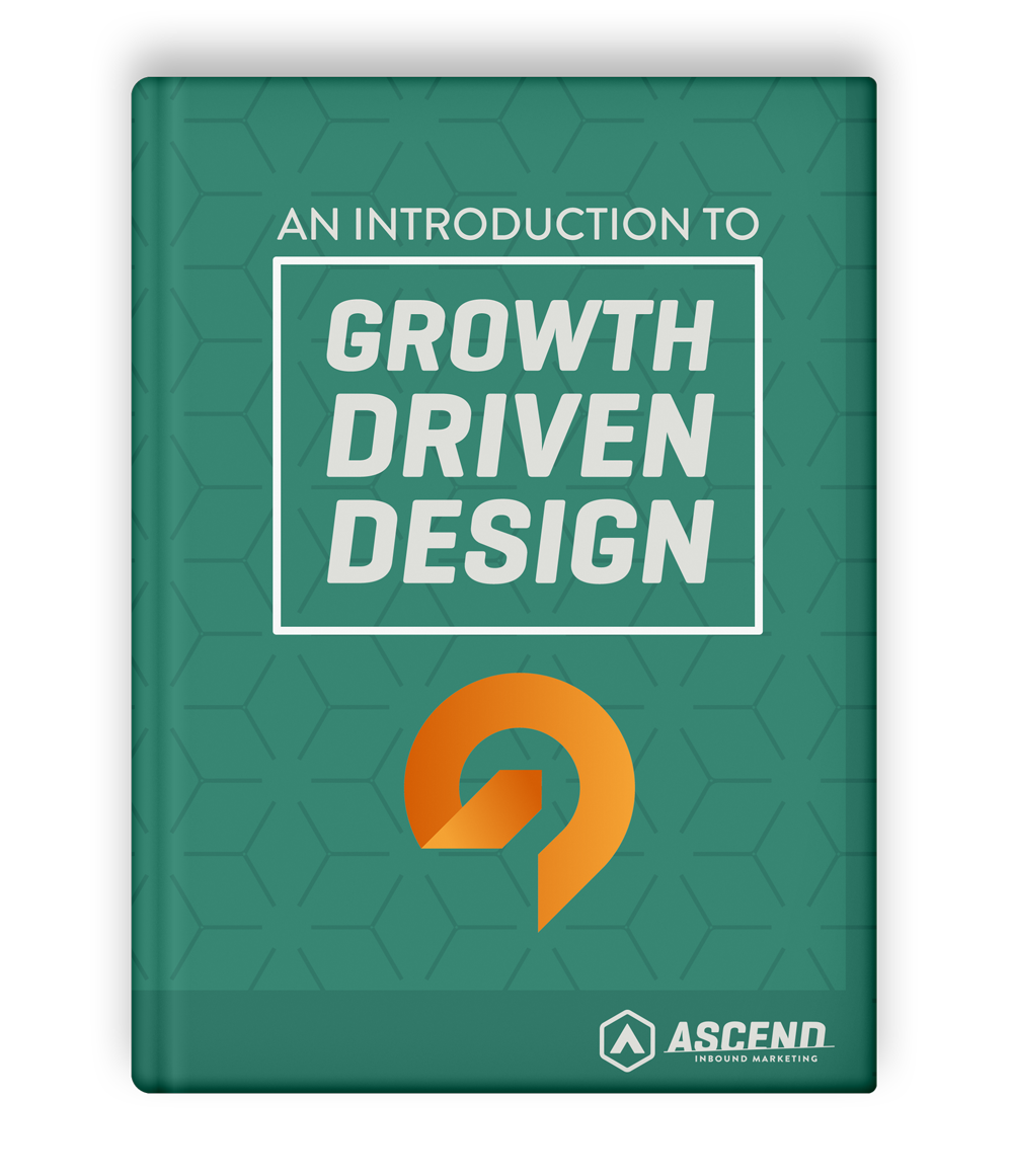 Growth Driven Design E-Book