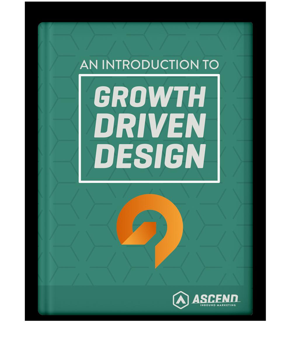 Growth Driven Design E-Book