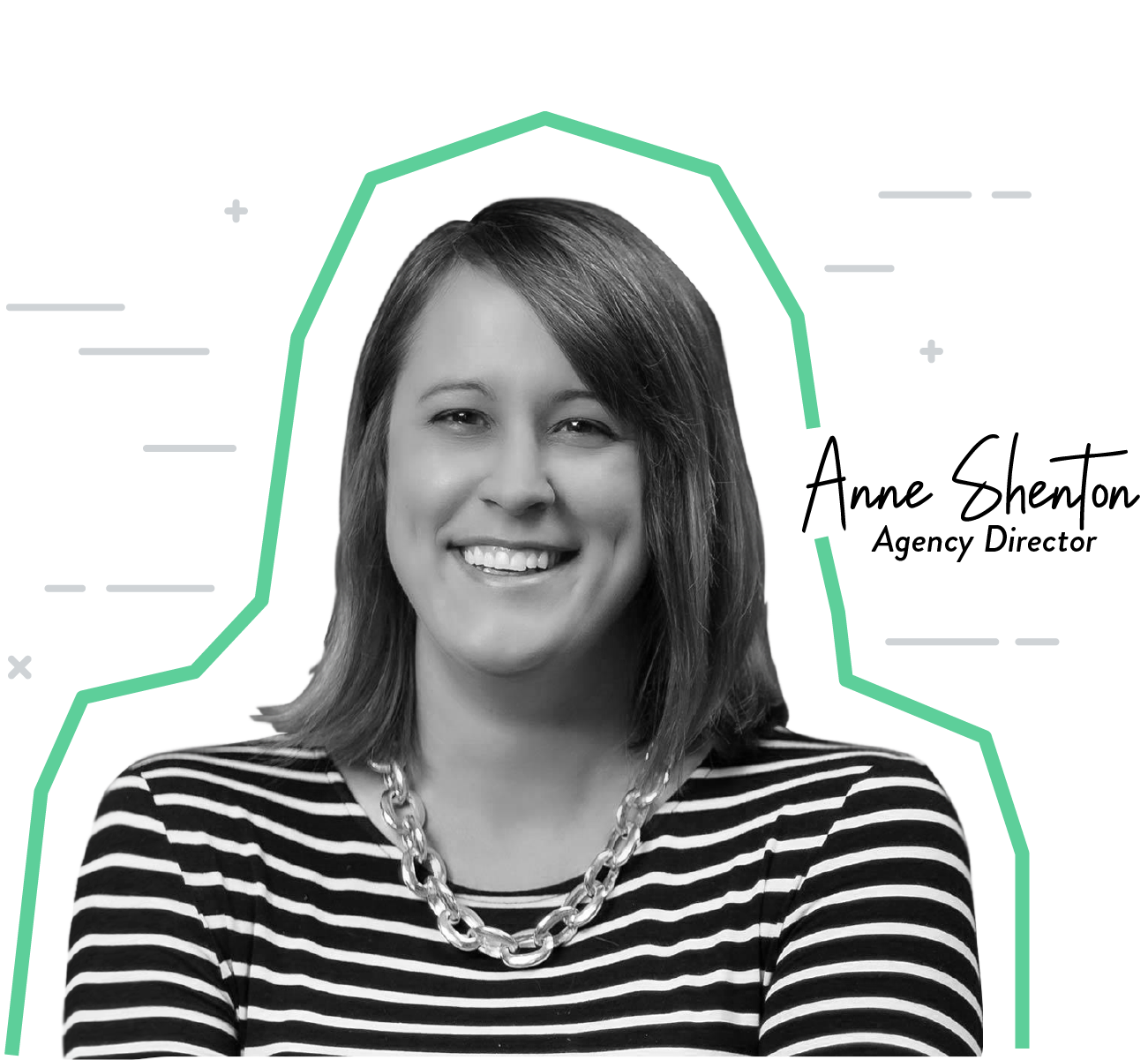 Anne Shenton - Agency Director