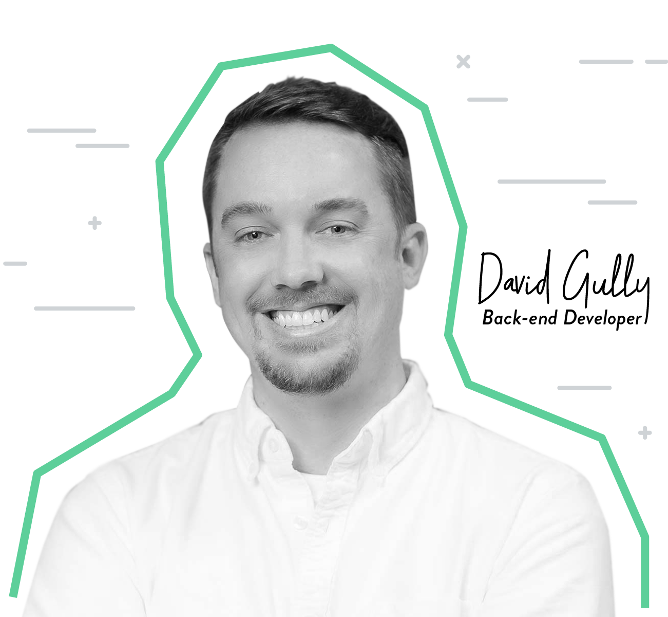 David Gully - Back-end Developer