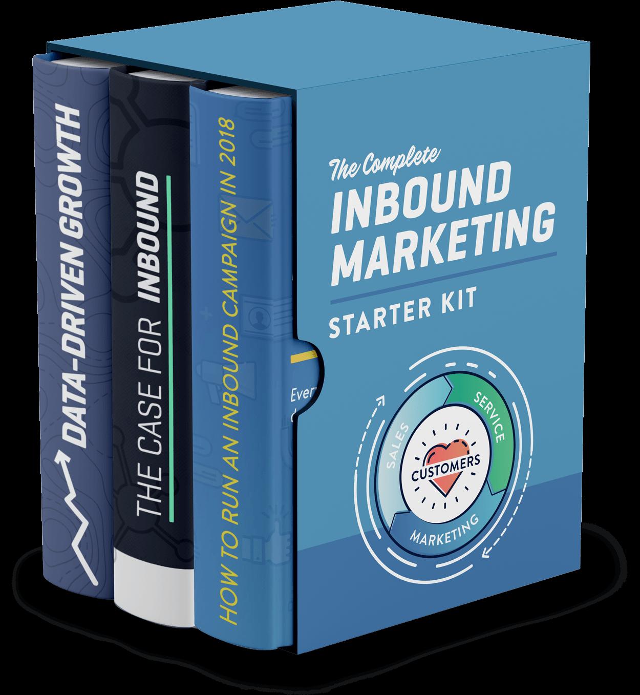 Inbound marketing starter kit